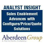 Aberdeen Study Demonstrates Effectiveness of CPQ Solutions